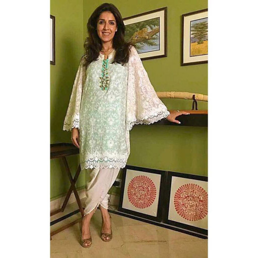 Maheen Karim in her own label