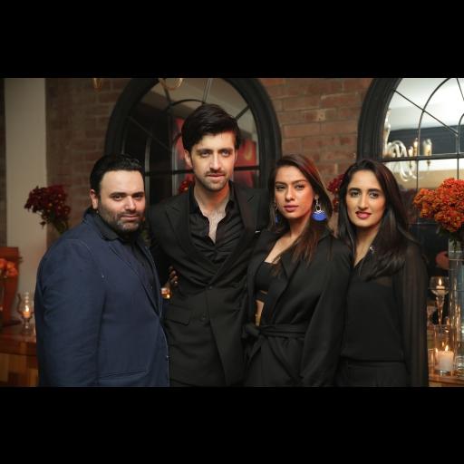 Fahad Hussayn, Aimal Khan, Noor Bhatti and Maida Azmat