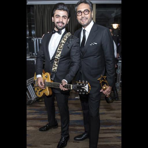 Farhan Saeed and Adnan Siddiqui