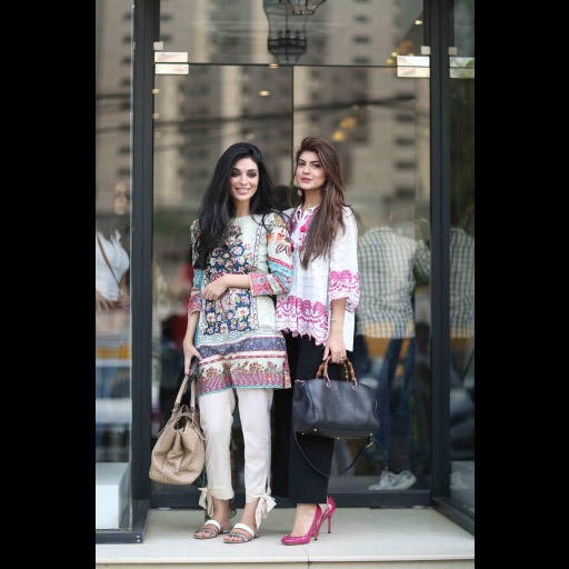 Hafsa Shayan, Amna Zain