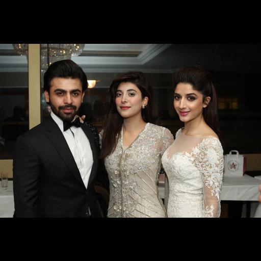 Farhan Saeed, Urwa and Mawra