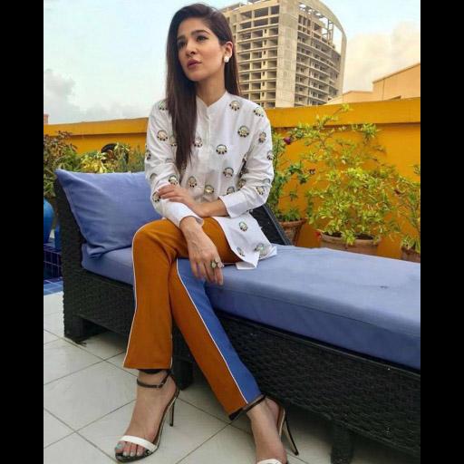Ayesha Omar in Mohsin Hussain rehar