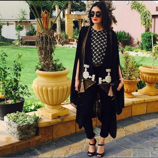 Anam Ayub in Umaima Mustafa