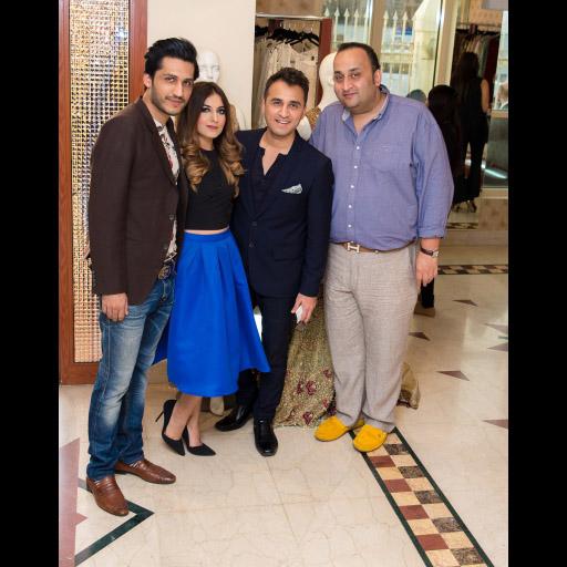 Rao Ali Khan, Naima, Sadiq and Aamir