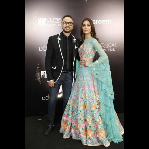 Nomi Ansari and Maya Ali