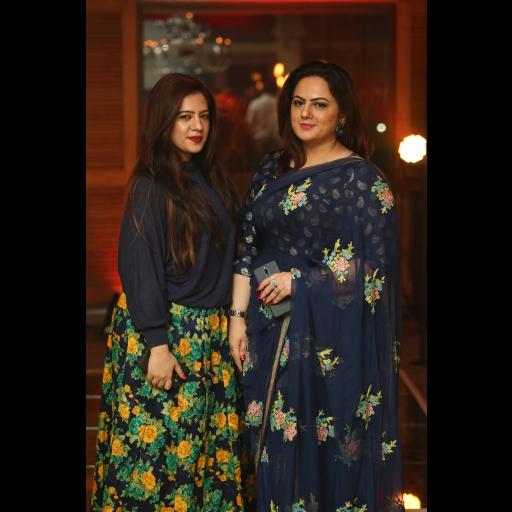 Huda and Hira