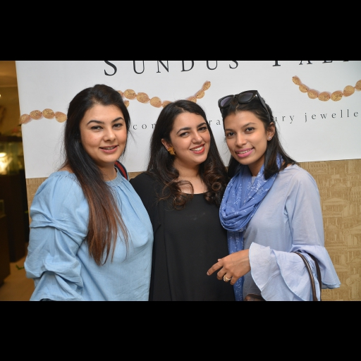 Marvi, Sundus and Mariam Shakeel