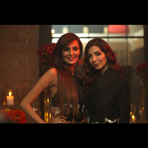 Mehreen Syed and Sabeeka Imam