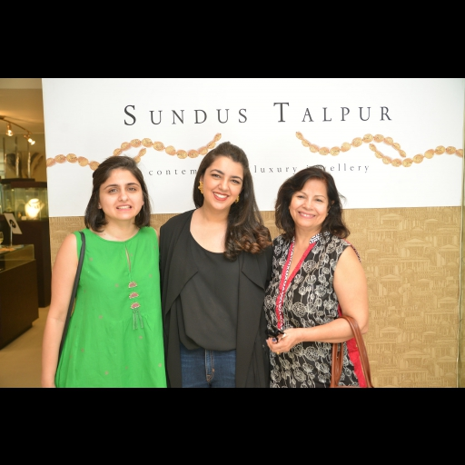 Priya, Sundus Talpur and Aneeta
