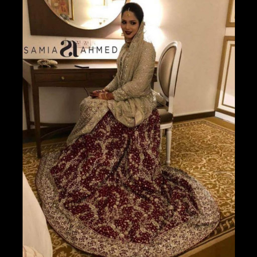 Soha in Samia Ahmed