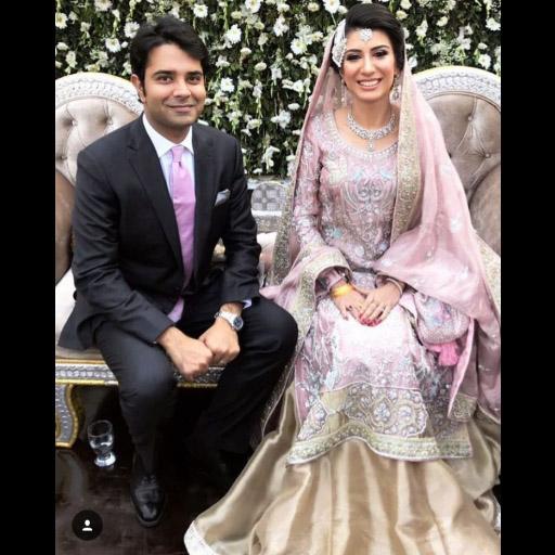 Zara Salman in Kamiar Rokhni