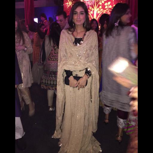 Elegant Anam Ayub in Sehrish Rehan