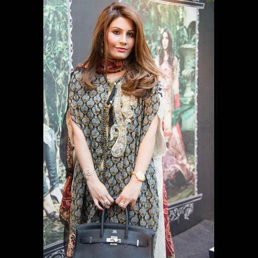 Aleena Raza in Kamal Lawn by AFH