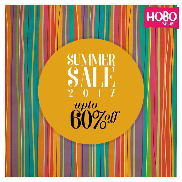 Hobo by Hub's Summer Sale!