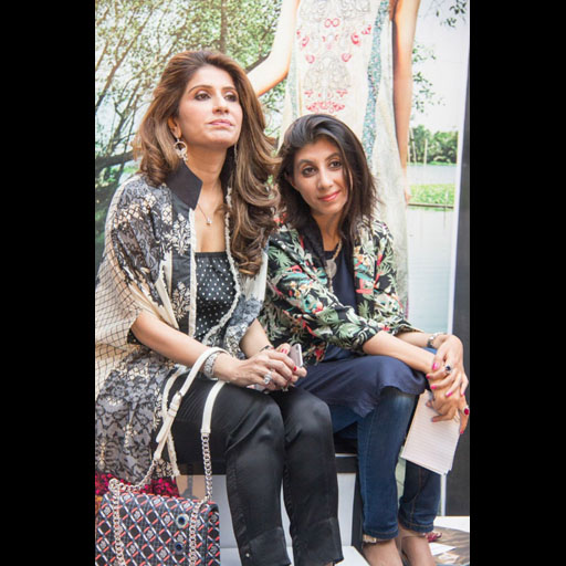 Erum Ahmed and Maliha Rehman