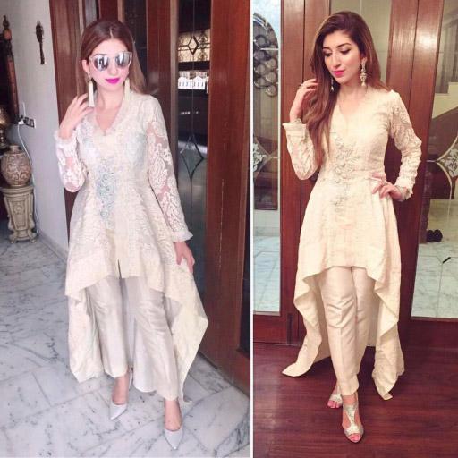 Maham Zain looks radiant in Sehrish Rehan on Eid