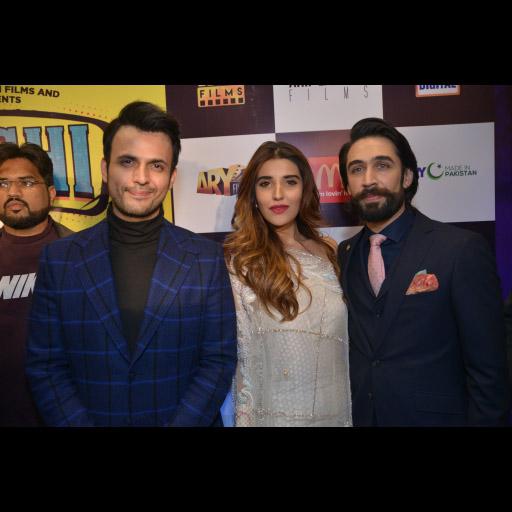 Usman, Hareem and Ali