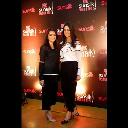 Shakira Usman and Saira Faisal
