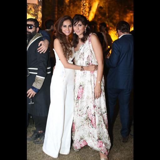 Mehreen Syed and Khadijah Shah
