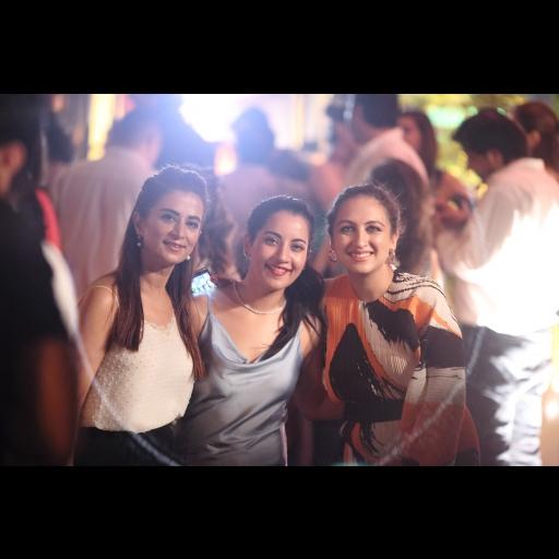 saira ahsan Maryam Shahbaz, and Alizah Raza