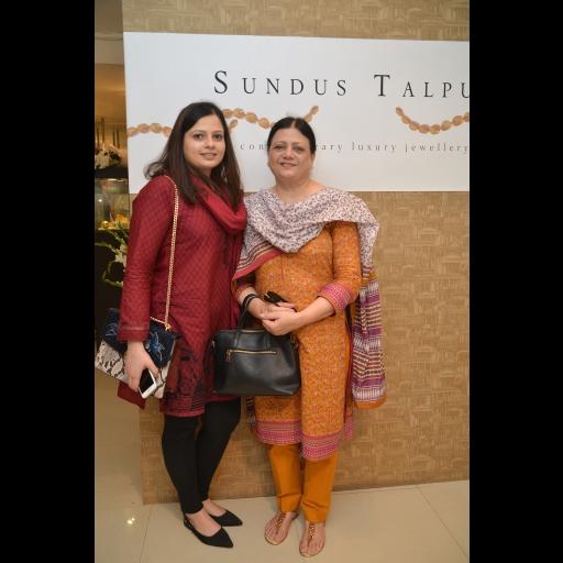 Aasiyah and Tahira Zaidi
