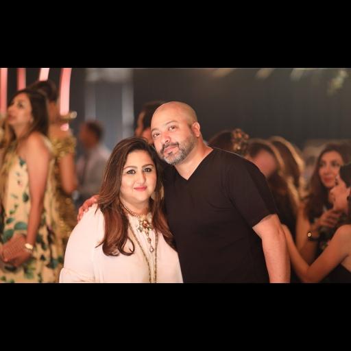 Shazrey and ALI Asad