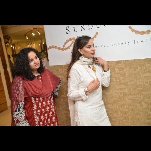 Aura Art Jewellery by Sundus Talpur