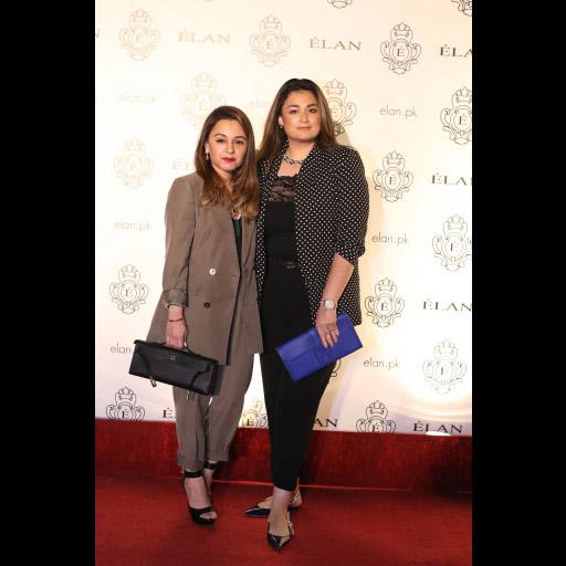 Mehvish Khan and Shazia Deen