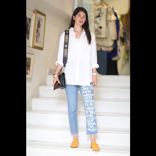 Shahrose Chaudri