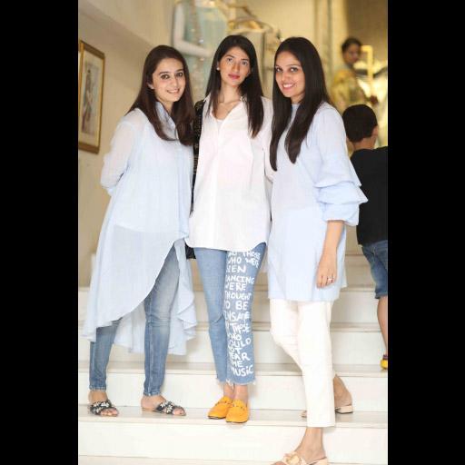 Shakira Usman, Shahrose Chaudri, Saira Faisal