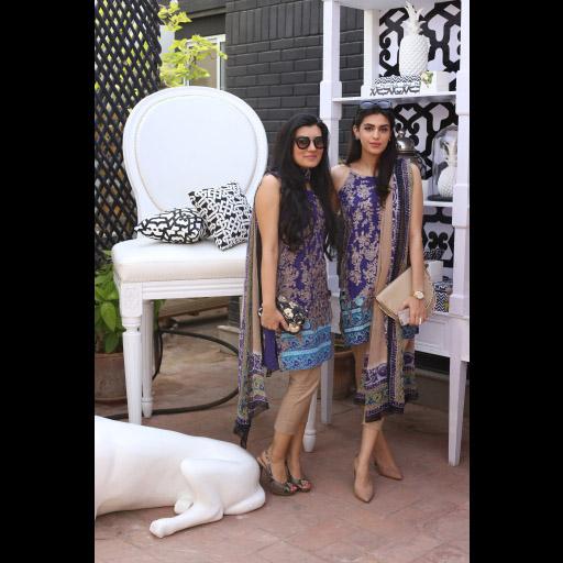 Mehreen Obaid and Anusheh Shahid
