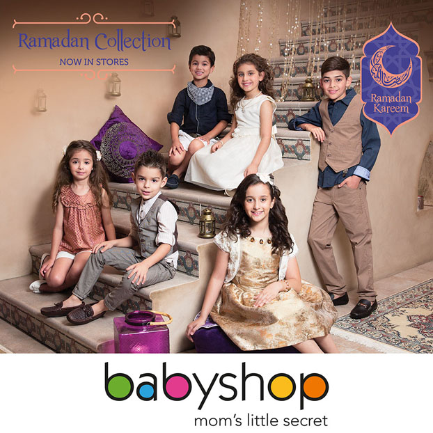 Babyshop Ramadan Collection 2015 in Stores