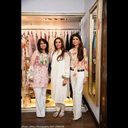 Aliya, Shaila and Layla