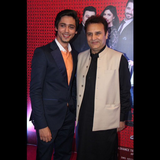 Ahmed Gofil and Behroz Sabzwari