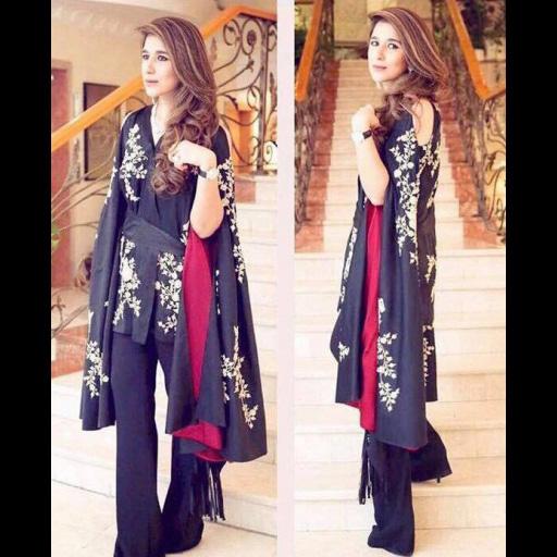 Wajiha Imran in Shehla Chatoor