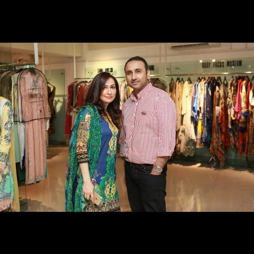 Designer duo Asifa and Nabeel