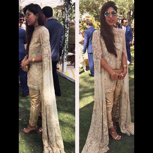 Maira Pagganwala in Shehla Chatoor