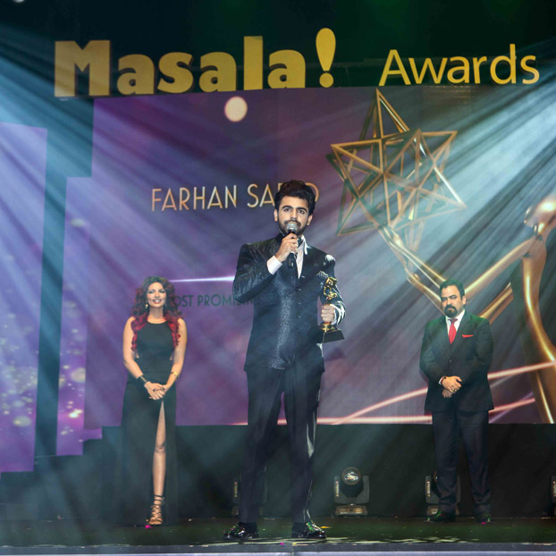 Pakistani celebrities rocked Masala Awards 2015