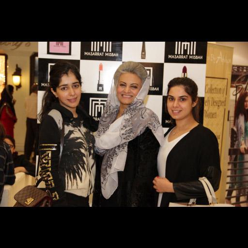 Arooj, Masarrat Misbah and Sehar
