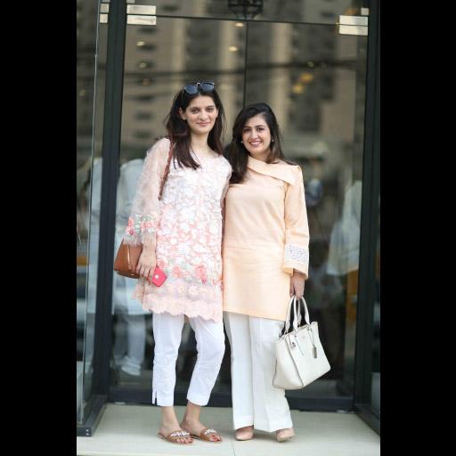 Maleeha Zareen, Fatima Syed