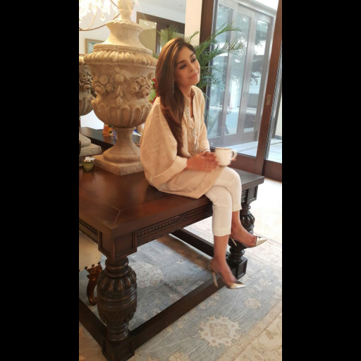Samira Dada lovely in Zohra Alam this Eid