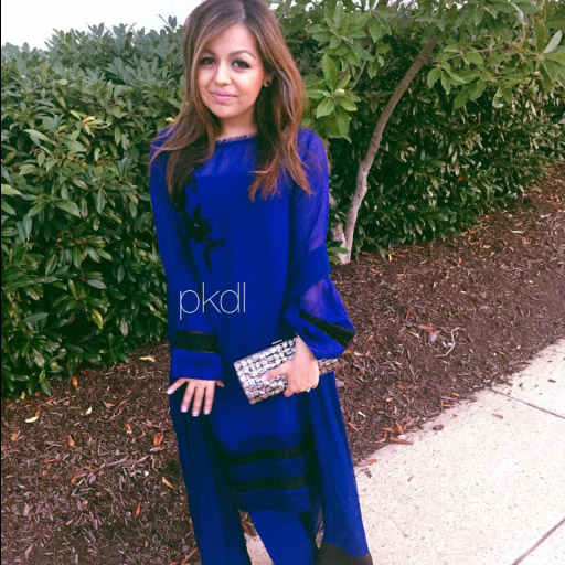 Momil Khalid from Leesburg, VA wearing Aisha Khadijah on Eid from PKDL