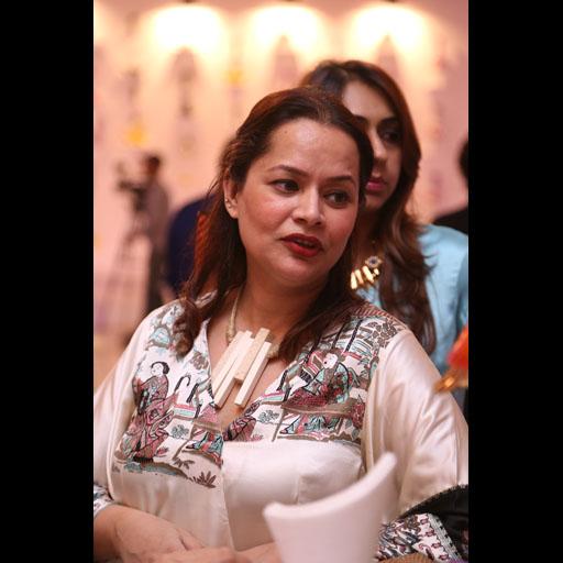 Andleeb Rana in Shehla Chatoor