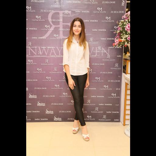 Nadine Aftab
