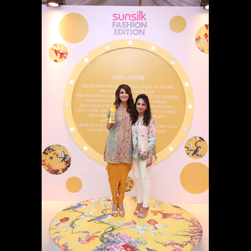 Areeba Habib and Nida Azwer