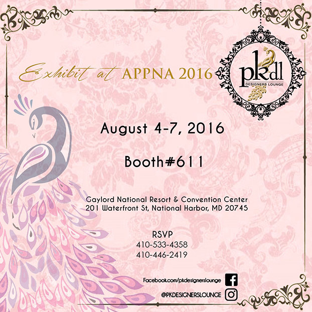 PKDL Exhibit at APPNA 2016!