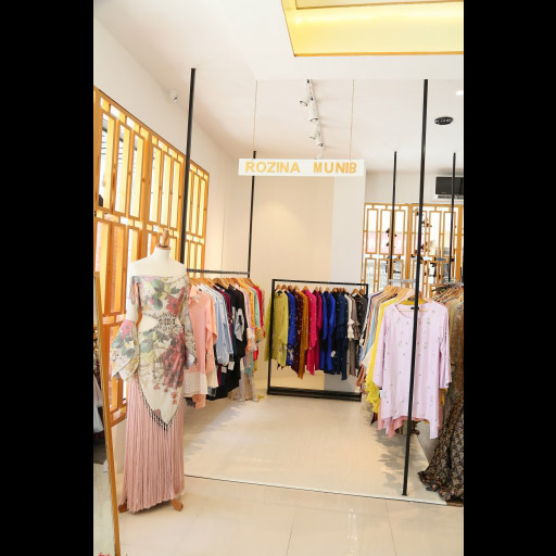 Rozina Munib's Store at Runway Eleven