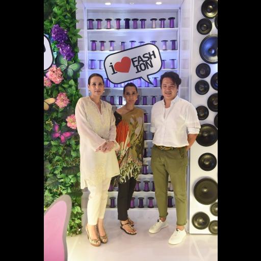 Sana, Safinaz and Mohsin
