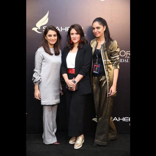 Shakira, Ayesha and Saira