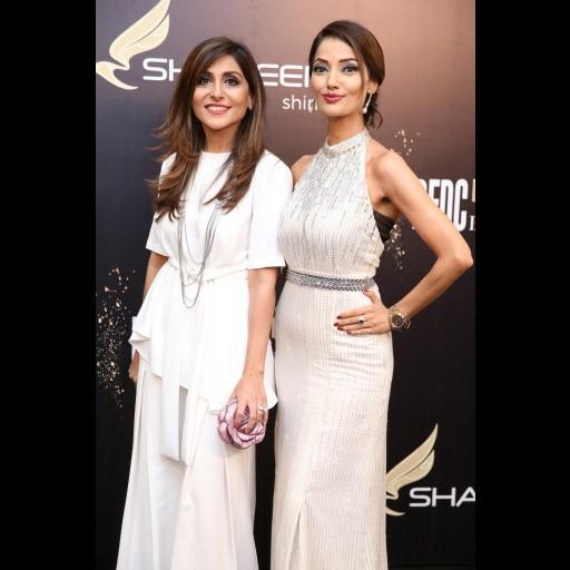 Shazia Ammar and Natasha